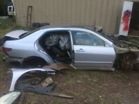 Parting out 03 accord