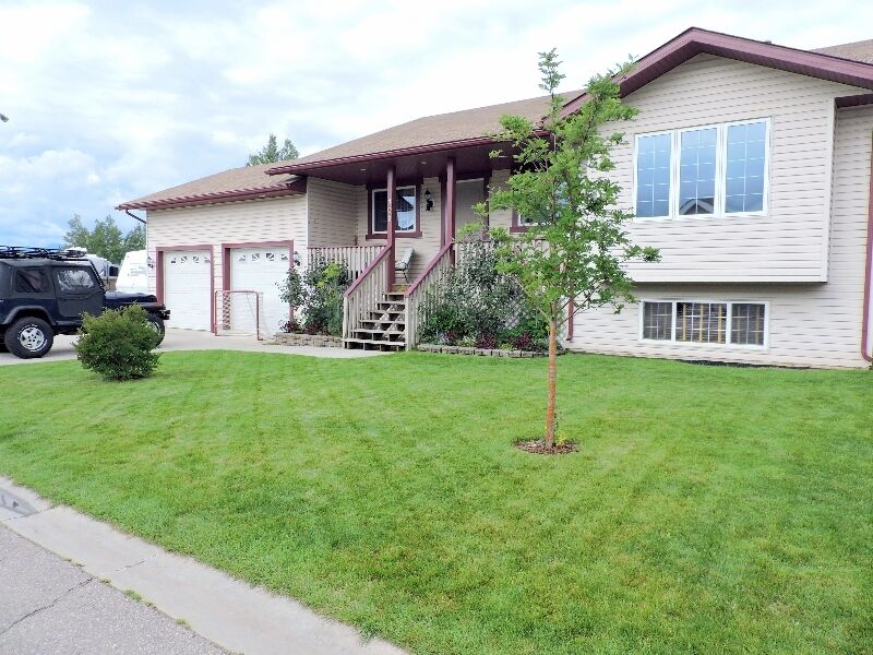 6 bdrm 3 bath dbl garage in hinton ab houses for for 6 car garage homes for sale