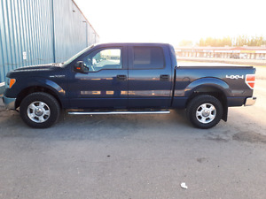 2013 F150 XLT Supercrew 4x4