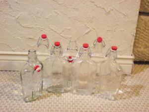Self Sealing 500 ml Bottles