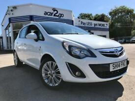 2014 Vauxhall CORSA SE Manual Hatchback