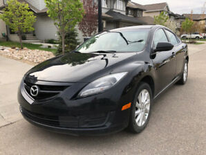 2012 MAZDA 6 - Well maintained with new summer tires!