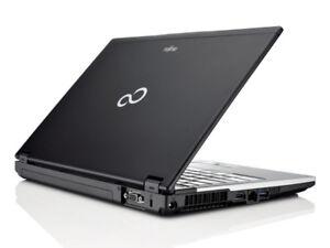 Fujitsu Lifebook laptop intel i5 8GB 500GB HD WebCam Win7or10 A+