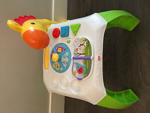 Fisher Price Musical Learning Table