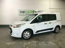 *BUY FROM £34 PER WEEK* WHITE FORD TRANSIT CONNECT VAN 1.6 220 TREND DCB