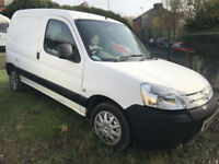 2003 Citroen Berlingo 1.9D 600D LX SPARES OR REPAIRS MOTED RUNS AND DRIVES