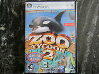 ZOO TYCOON 2 MARINE MANIA PC GAME