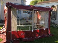 Porch Awning floor size 2.7mtrs x 2 mtrs
