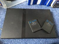 PlayStation 2 slim and singstars