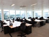 ( Liverpool Street - EC2A ) Co-working - A stylish window-panelled business centre