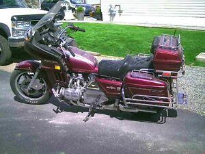 1982 Honda Goldwing Interstate