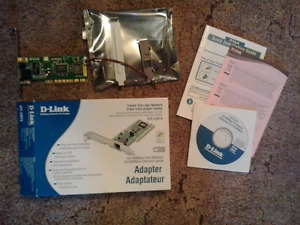 D-Link Adapter - 10/100mps - DFE-530TX - everything included