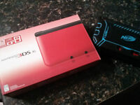 Nintendo 3DS XL in RED for Sale