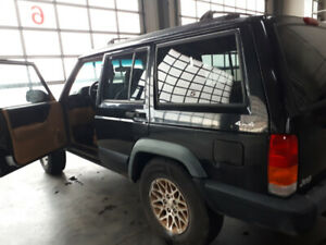 1997 Jeep Cherokee sport for sale.