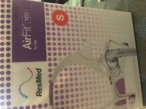 Mask for CPap (new in box)