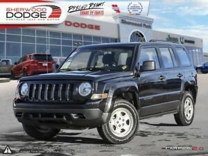 2016 Jeep Patriot Sport  A/C | BUCKET SEATS | ROOF RAILS