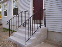 Looking for Stair railing