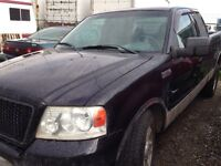 2004 FORD F150 FOR PARTS!
