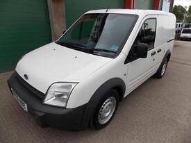 Ford Transit Connect T200,swb van,sld.No Vat