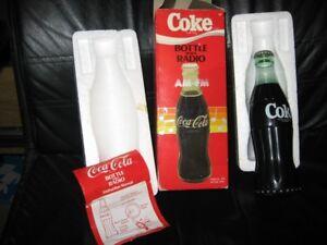 Coke AM/FM Radio
