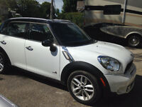 2011 MINI Cooper Countryman S Berline