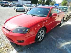 2006 Hyundai Tiburon SE~LOADED~WARRANTY~SAFETY~ETEST~FINANCING