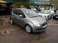 Suzuki Splash 1.0 GLS 5DR 2010 54000MLS £30/YEAR TAX EXCELLENT