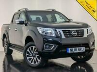 2018 NISSAN NAVARA TEKNA 4X4 REVERSING CAMERA HEATED SEATS 1 OWNER SVC HISTORY