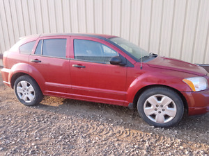 2007 Dodge caliber - needs out of province inspection