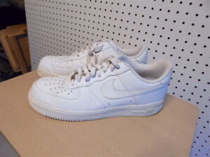 Nike Air Force 1 Lows - ( All White ) Pick up only ~ No Trades