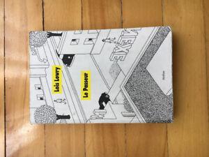 LE PASSEUR- Lois Lowry (Livre)