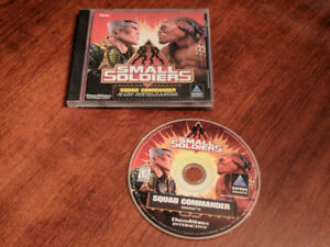 Small Soldiers: Squad Commander & Globotech Design Lab. (Win 95)