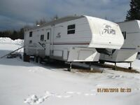 31 foot, Puma, 5th wheel, great price