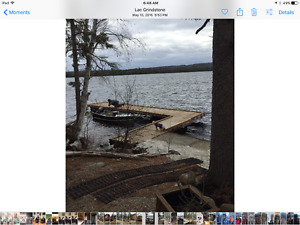 Cottage on Kipawa Lake