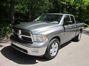 2010 Dodge Ram 1500 4x4 SLT Plus Quad Cab