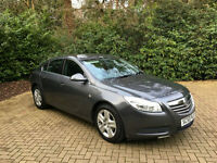 2010/59 Vauxhall Insignia 1.8i 16v VVT Exclusiv