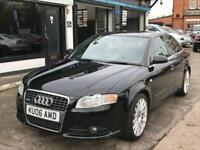 Audi A4 2.0T FSI Special Edition 2006MY S Line