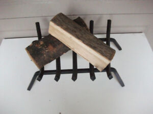 """Quality 23"""" Heavy Duty Fireplace/Fire Pit GRATE, Clean!"""