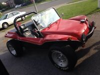 1969  be dune buggy