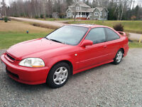 1998 Honda Civic SI Coupe (2 door)
