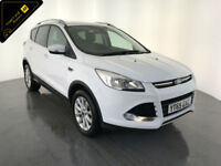 2015 65 FORD KUGA TITANIUM TDCI DIESEL 1 OWNER SERVICE HISTORY FINANCE PX