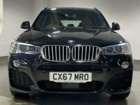 2017 BMW X3 xDrive30d M Sport 5dr Step Auto ESTATE Diesel Automatic