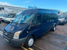 2008 Ford Transit 17 Seater TDCi 115ps IN BLUE SUPERB DRIVE WELL MAINTAINED NO