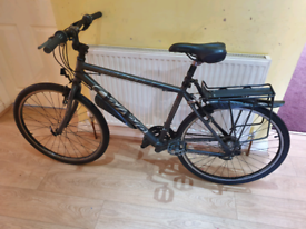 26inch Carrera subway mountain bike in good working condition