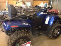 2012 Arctic Cat 550 TRV