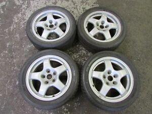 JDM Nissan Skyline R32 16 Rims&Tires