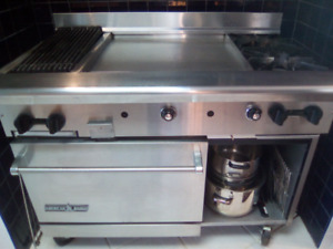 Stove - Commercial Grade