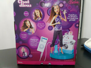 Mattel Barbie Chat Divas Teresa Doll (NIB)