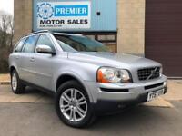 2007 (57) VOLVO XC90 2.4 AWD GEARTRONIC AUTO D5 SE LUX, 7 SEATER.