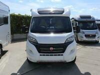 Burstner Travel Van T 620G - New 2020 - 3 Berth - 2 Belts - Manual- Fixed beds
